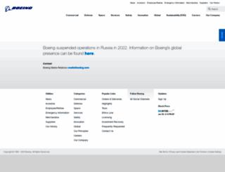 boeing.ru screenshot