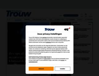 boekrecensies.trouw.nl screenshot