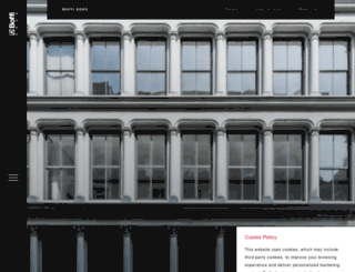 boffi-soho.com screenshot