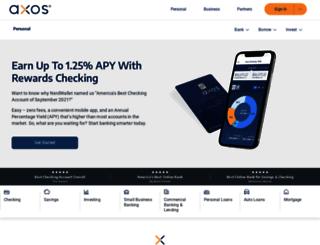 bofifederalbank.com screenshot