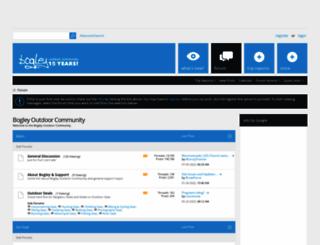 bogley.com screenshot