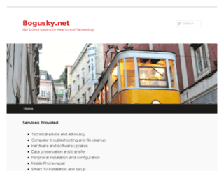 bogusky.net screenshot