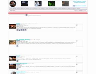 boliches.badenoche.com screenshot