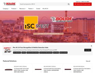 bolideco.com screenshot