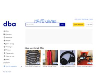 bolig.dba.dk screenshot