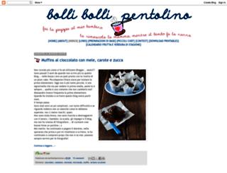 bollibollipentolino.com screenshot