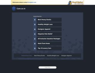 bollyfm.com.co.in screenshot