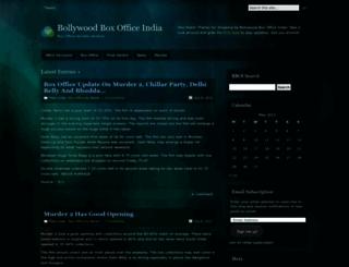 bollywoodboxofficeindia.wordpress.com screenshot