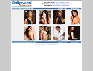 bollywoodimages.com screenshot
