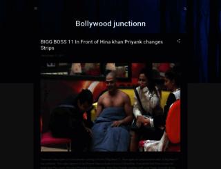 bollywoodjunctionn.blogspot.in screenshot