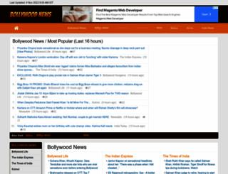 bollywoodnews.org screenshot