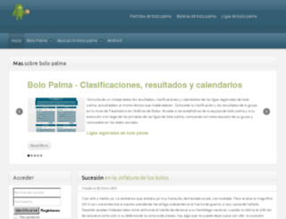 boloscantabria.com screenshot