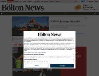 boltonnews.co.uk screenshot