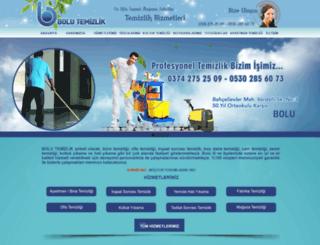 boludatemizlik.com screenshot