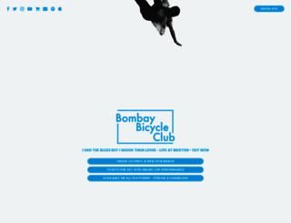 bombaybicycle.club screenshot