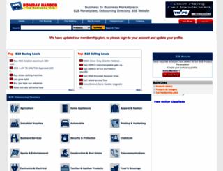 bombayharbor.com screenshot
