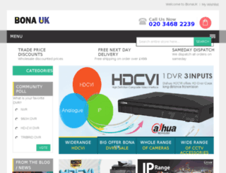 bona-uk.co.uk screenshot