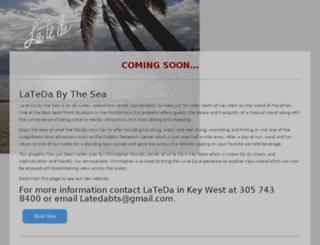 bonefishresort.com screenshot