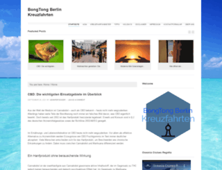 bongtong-blog-berlin.de screenshot