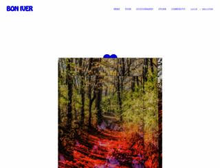 boniver.org screenshot