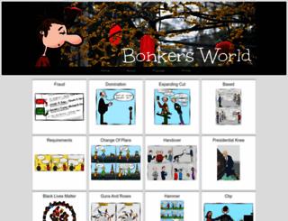 bonkersworld.net screenshot