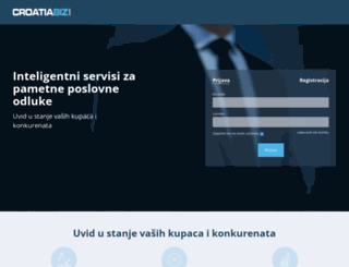 bonline.hr screenshot