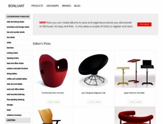 bonluxat.com screenshot