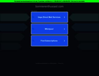 bonnierenthusiast.com screenshot