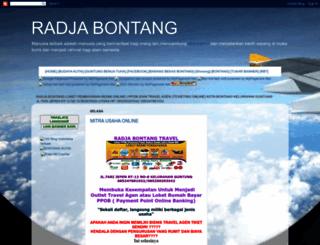 bontangkutai.blogspot.com screenshot