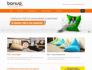 bonuadecoracion.com screenshot