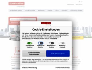 book-n-drive.de screenshot