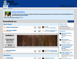 bookandreader.com screenshot