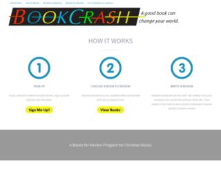 bookcrash.com screenshot