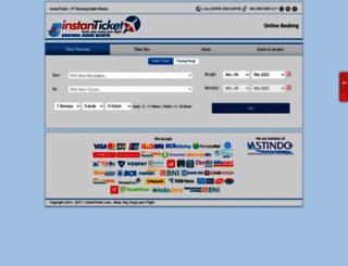 bookdom.instanticket.com screenshot