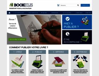 bookelis.com screenshot