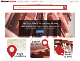 bookholders.com screenshot