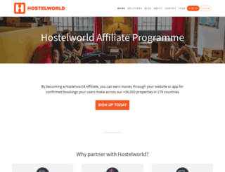 bookhostels.com screenshot