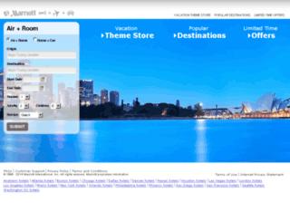 booking.vacationsbymarriott.com screenshot