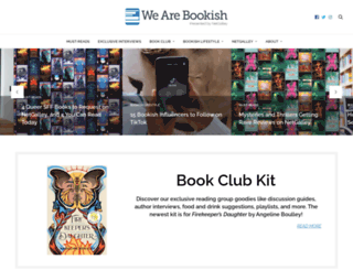 bookish.com screenshot