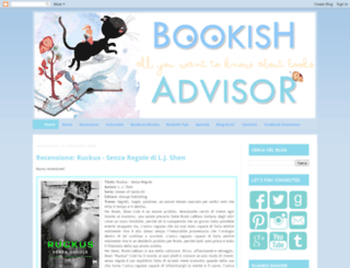 bookishadvisor.blogspot.com screenshot