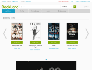 bookland.net screenshot