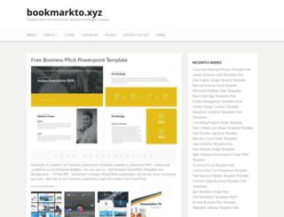 bookmarkto.xyz screenshot