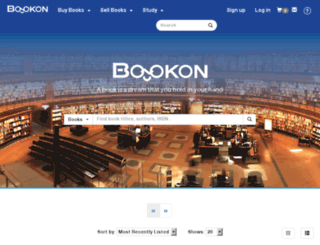 bookon.com.au screenshot