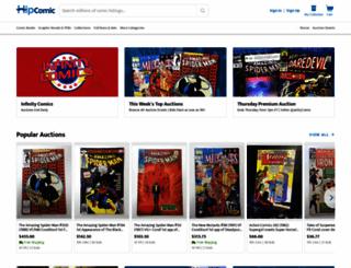books-comics.bidstart.com screenshot