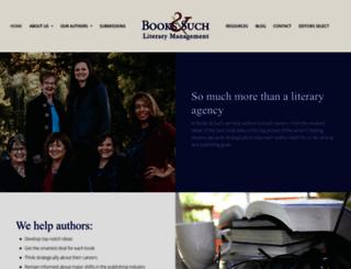 booksandsuch.com screenshot