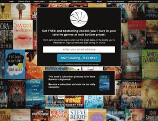 booksends.com screenshot