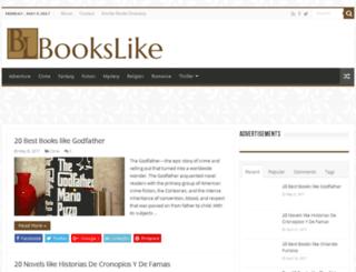 bookslike.org screenshot