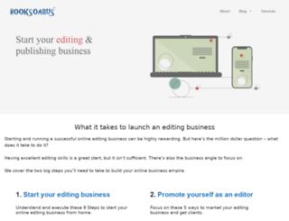 booksoarus.com screenshot