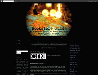 bookstoreguide.org screenshot