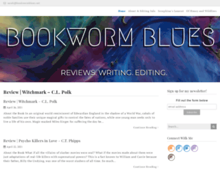 bookwormblues.net screenshot